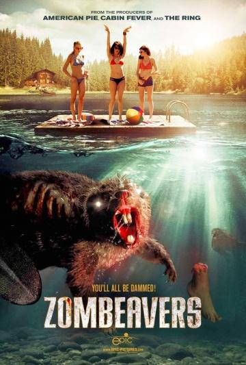 Фильм бобры-зомби / zombeavers (2014) – смотреть онлайн бесплатно.