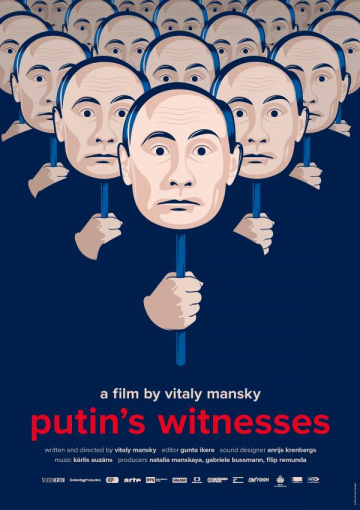 Фильм Свидетели Путина смотреть онлайн бесплатно в хорошем качестве HD